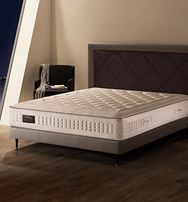 Luxury bed matelas silver firm beautyrest simmons270x290 - Matelas simmons extra ferme ...