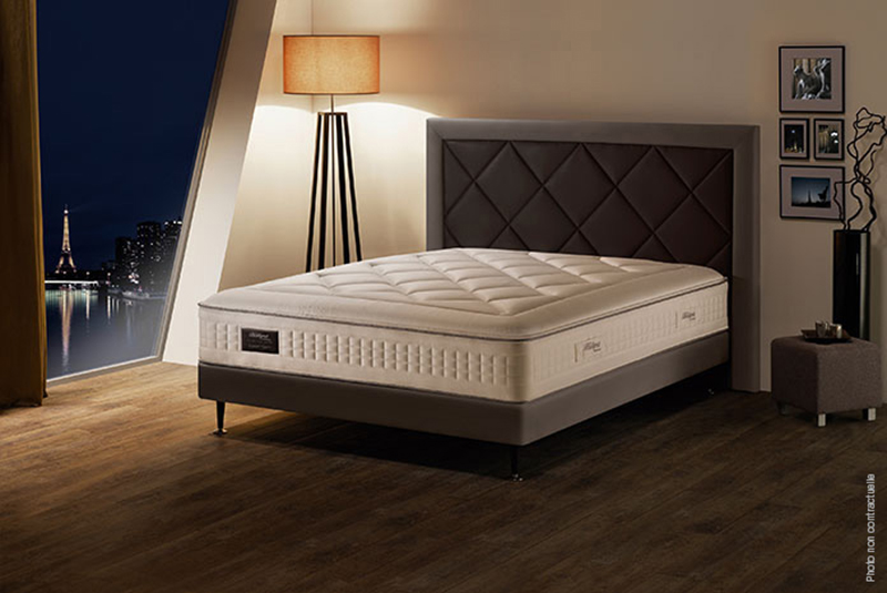 silver soft mattress by beautyrest at luxury bed luxury bed. Black Bedroom Furniture Sets. Home Design Ideas
