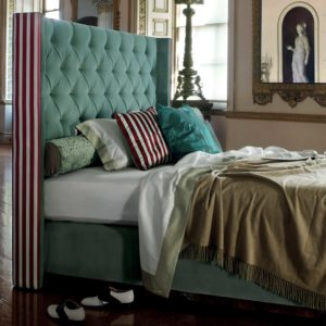 King size bed at Luxury bed